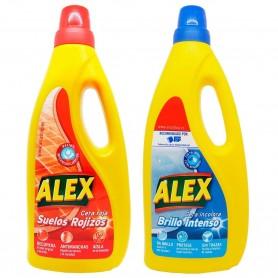 Cera Alex Roja bote 750 ml