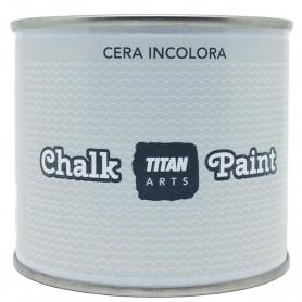 Cera incolora Chalk Paint Titanlux Titan Ars