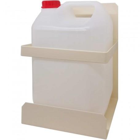 Garrafa 5 litros con Soporte de pared para Aires Acondicionados.