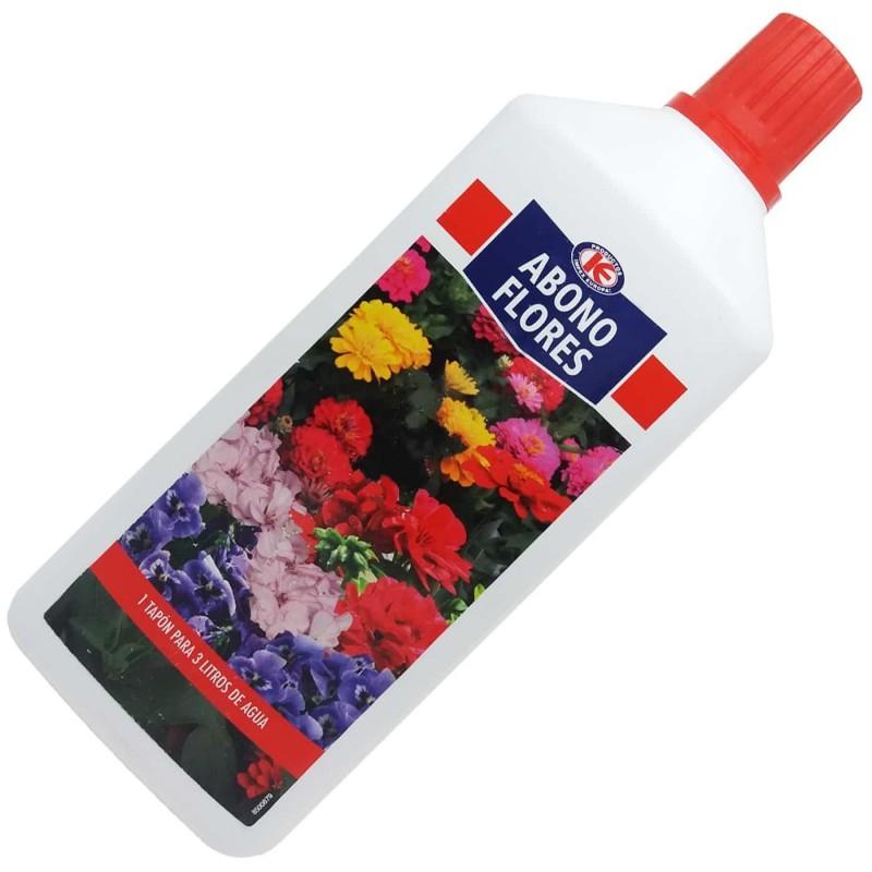 Abono Líquido Plantas con flores Impex Europa NPK 5,5-4,5-5