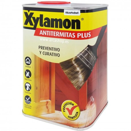 Xylamon Líquido Antitermitas PLUS de Xyladecor Azkonobel