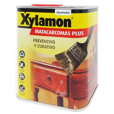 Xylamon MataCarcoma PLUS 750 ml líquido. Tratamiento contra la Carcoma