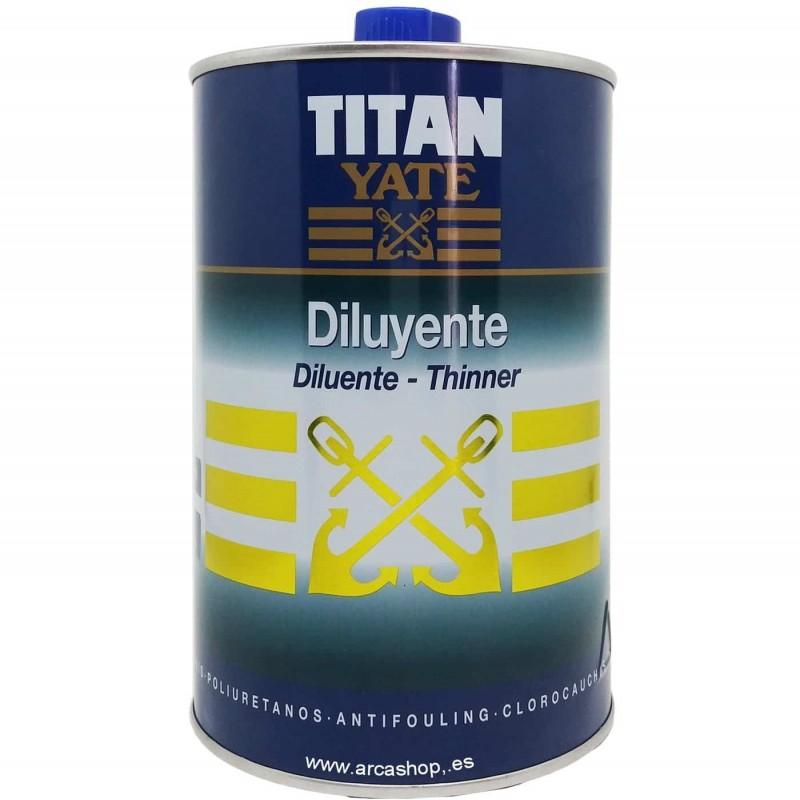 Diluyente Titan Yate Titanlux