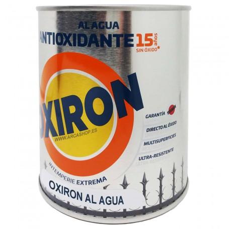 Oxiron Liso Al Agua Esmalte Antioxidante de Titanlux