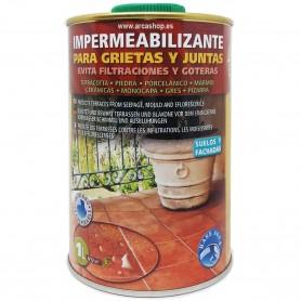 Impermeabilizante Juntas y Grietas Monestir. Liquido Impermeabilizante  para filtraciones y goteras.