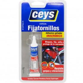 Adhesivo Anaeróbico. Fija, sella, rellena, pega, pega, piezas metálicas, protege corrosión. Bote pequeño y económico.