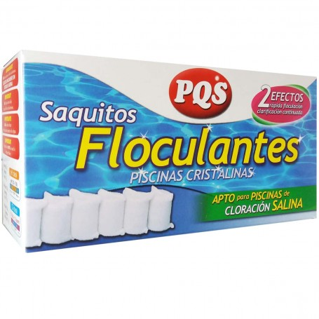 Floculante Saquitos PQS