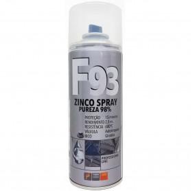 Zinc en Spray pintura en spray anticorrosiva F93 Zincados Faren