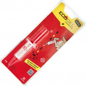 Ecogel Cucarachas, es un insecticida en gel para el control de plagas de cucarachas (ECOGEL Cucarachas de EcoNovar)