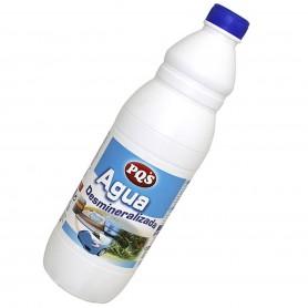 Agua destilada PQS (Agua desmineralizada)