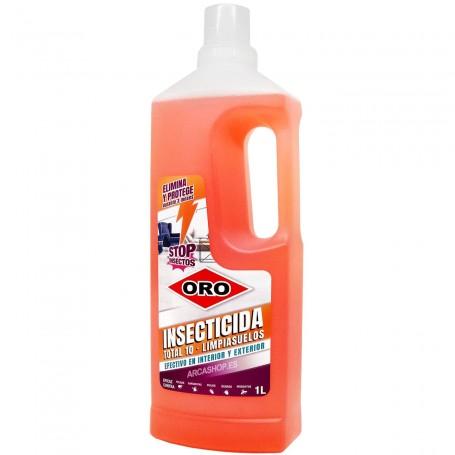 Fregasuelos Insecticida ORO