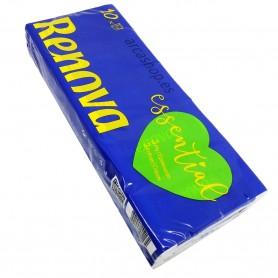 Pañuelos Klines pack de 10 paquetitos Renova