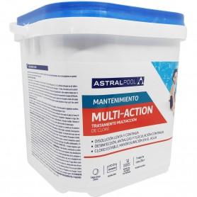 Cloro Mantenimiento Piscinas Astralpool 5 kg Multifucción