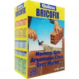 Mortero Gris para Reparación 1,5 kg Bricofix Quilosa