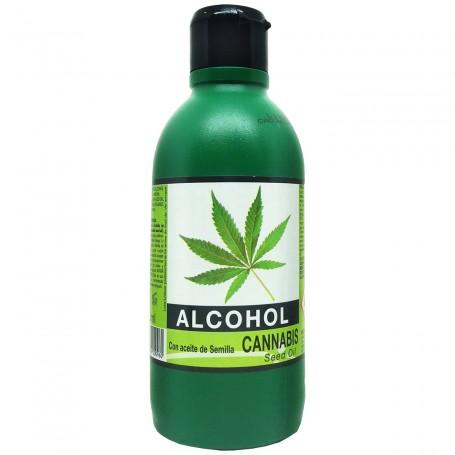 Alcohol con semilla de Cannabis Kelsia 250 ml
