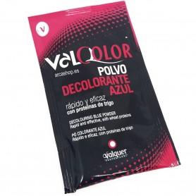 Polvo Decolorante Azul Cabello Valquer