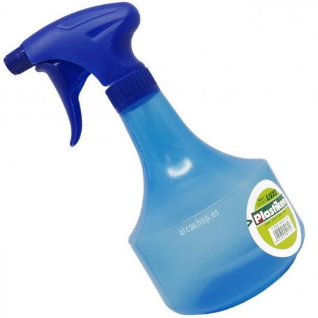 Pistola Pulverizadora de agua para plantas y planchado Plastiken 1 litro y 0,6 litros.