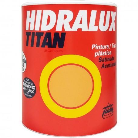 HIDRALUX Titan Pintura Plástica Satinada Antimoho