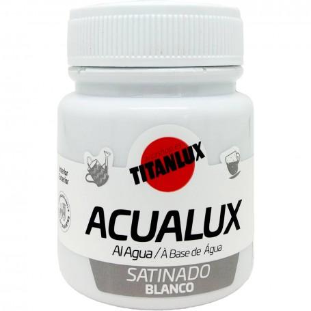 ACUALUX Satinado TITAN Colores. ACUALUX Satinado Titanlux Blanco y Colores.
