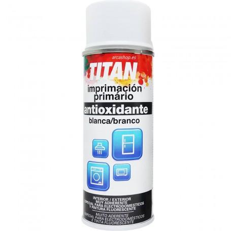 Imprimación Spray Electrodomésticos Blancos Titanlux TITAN