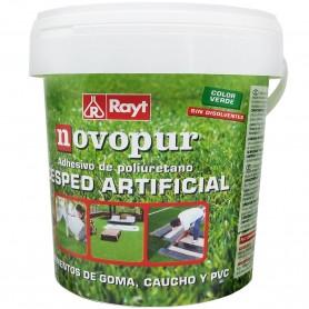 NOVOPUR Adhesivo para cesped Artificial de Rayt Bi componente