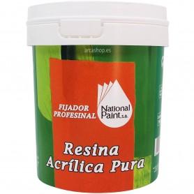 Fijador Resina Acrílica Pura para la  impermeabilización de edificios de ladrillo cara vista, piedra artificial o natural, etc.