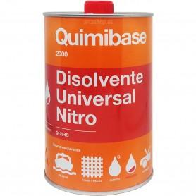 Disolvente Universal Nitro Quimibase Q-204S