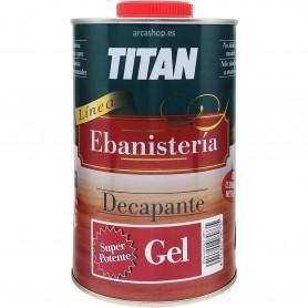 Decapante Gel líquido línea ebanistería Titan