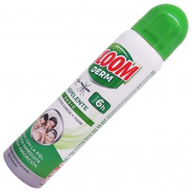 Spray Repelente Mosquitos y Mosquitos Tigre Bloom Derm