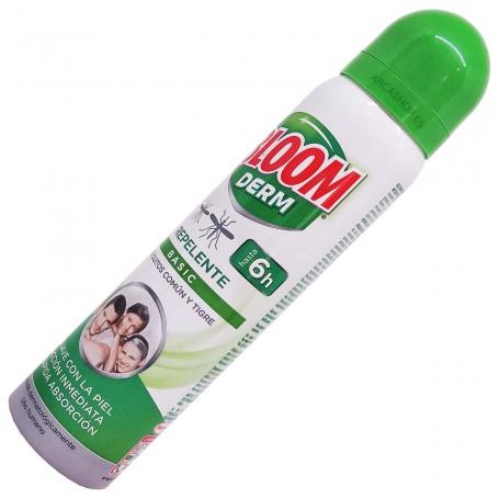 Spray Repelente Mosquitos y Mosquitos Tigre Bloom Derm