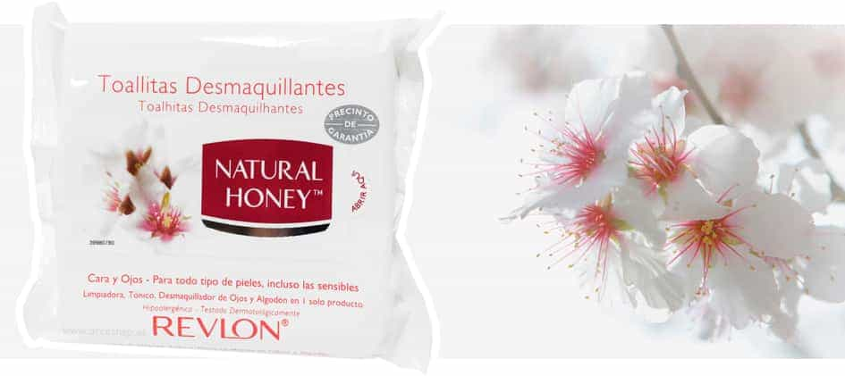 Toallitas Desmaquillantes Natural Noney