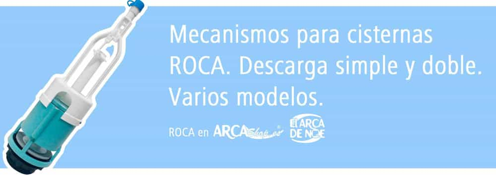 Precio mecanismo cisterna roca ampliar imagen with precio for Mecanismo de cisterna roca modelo victoria