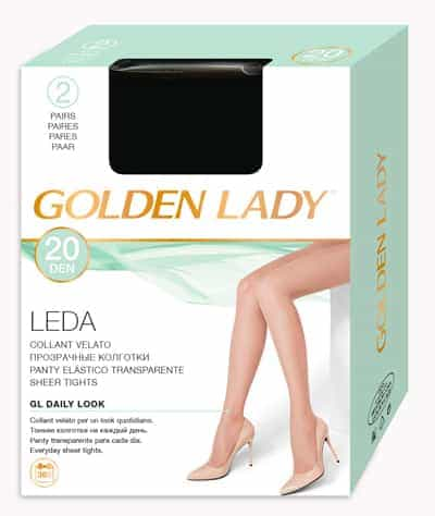 Panty Golden Lady Leda 20 DEN