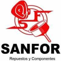 Sanfor, Repuestos y componentes Ferretería.