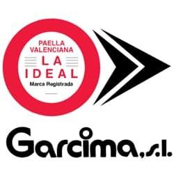 Garcima, Paelleros y complementos para paellas.