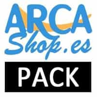 Arcashop.es PACK
